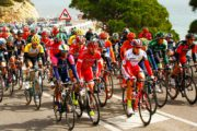VOLTA CATALUNYA 2018 bike tour follow the course and the riders
