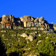 INLAND SOUTH CATALONIA Bike Tour Specialized | Bike South Barcelona, near Tarragona.
