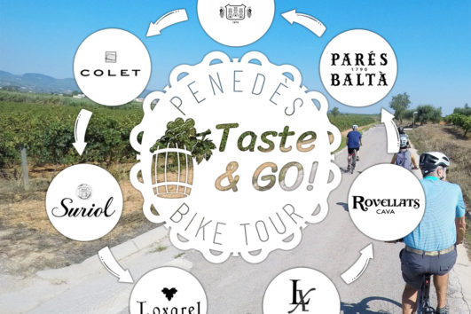 TASTE and GO! BIKE TOUR barcelona, Penedes