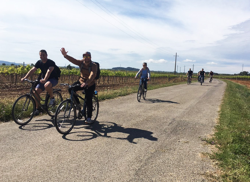Bike tours and rent roadbike barcelona and penedès