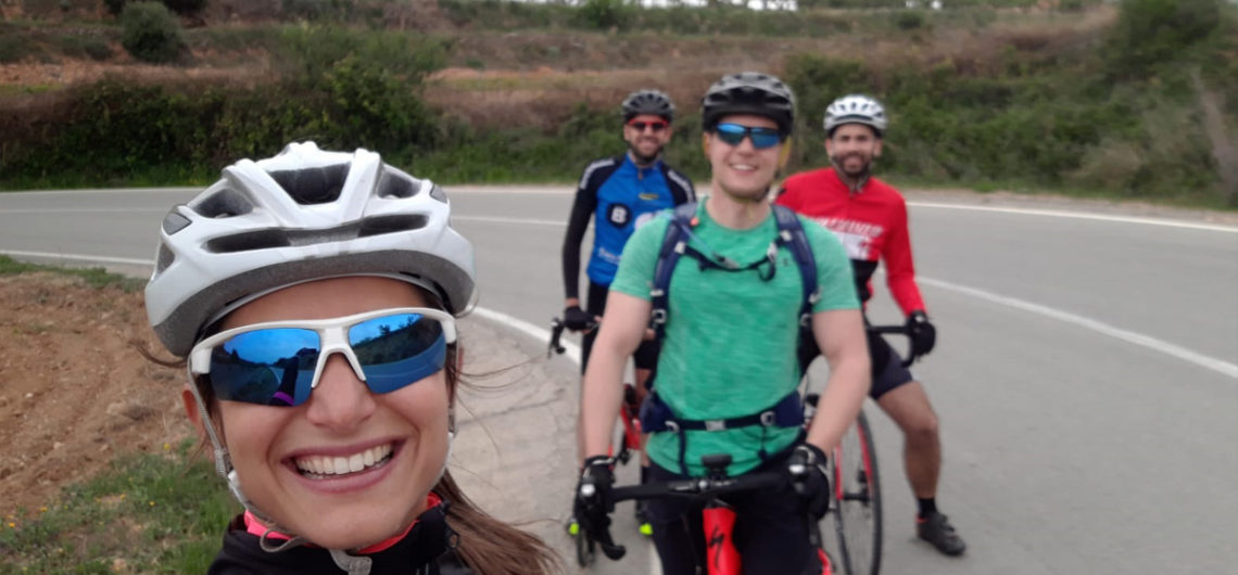 cycling holidays catalonia